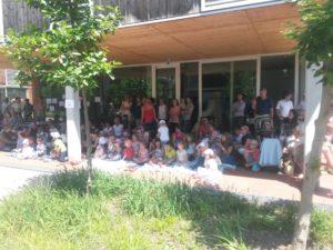 Viele Besucher beim Lakeside Park Sommerfest