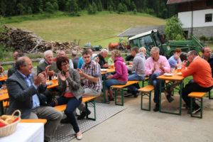 Großes Interesse am Bürgerkratwerk Weißensee