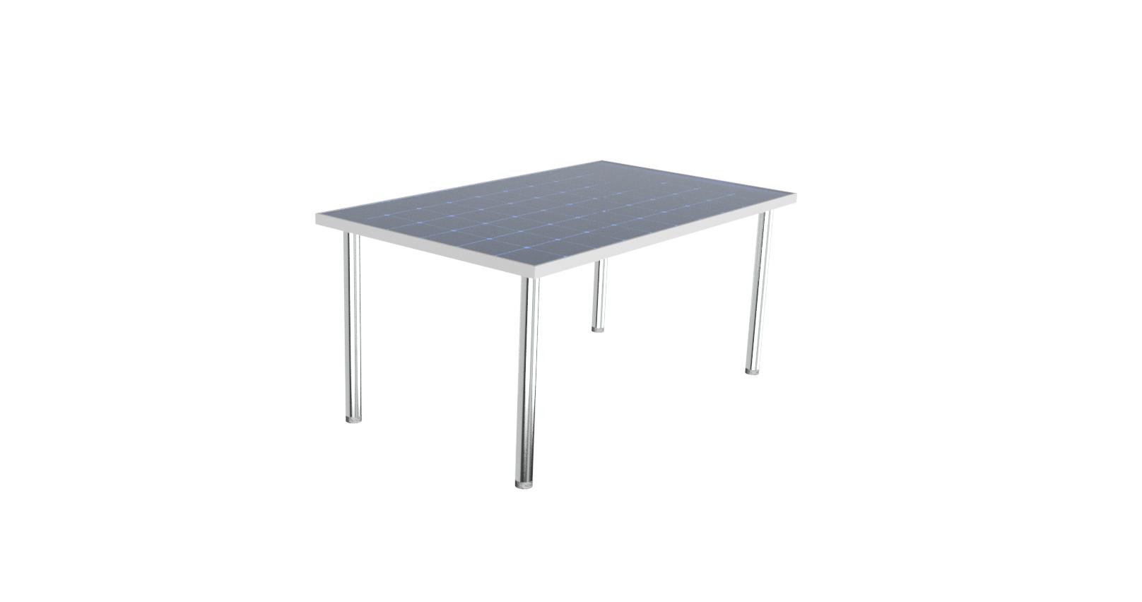 Zusammenbau_PV-Tisch-Var_2