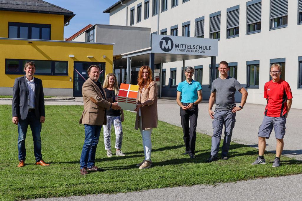 Schulgemeindeverband St. Veit Photovoltaik